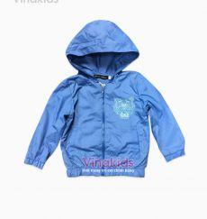 Áo khoác bé trai kenzo màu xanh