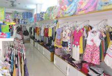 Các bước mở cửa hàng kinh doanh quần áo trẻ em