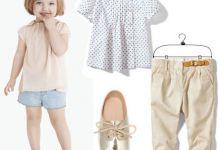 Các mặc đẹp cho bé gái không hề khó khăn
