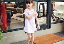 Một số mẫu váy, đầm hot nhất hè 2017 cho bé
