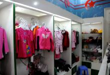 Quy trình mở Shop thời trang trẻ em xuất khẩu